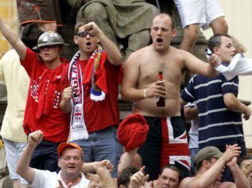 Supporters de foot